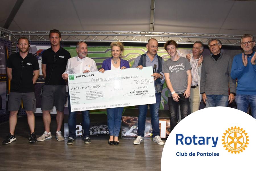 Rotary Club Pontoise – Karting